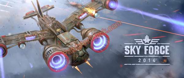 Sky Force 2014 Patch and Cheats stars, money